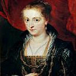 Peter Paul Rubens - Suzanne Fourment