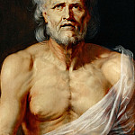 Peter Paul Rubens -- Dying Seneca, Peter Paul Rubens