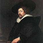 Rubens Self portrait 1639, Peter Paul Rubens