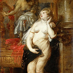 Peter Paul Rubens -- Deianeira Tempted by Fama, Peter Paul Rubens