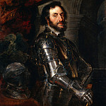 Portrait of Thomas Howard, 2nd Earl of Arundel -- 1629-1630, Peter Paul Rubens