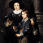 Peter Paul Rubens - Albert and Nicolaas Rubens - 1626 - 1627