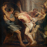Flagellation of Christ, Peter Paul Rubens