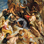 Carrying the Cross – 1637, Peter Paul Rubens