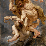 Peter Paul Rubens - Hercules as Heroic Virtue Overcoming Discord - 1632 -1633