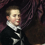 Sir Peter Paul Rubens -- Portrait of Ferdinando Gonzaga as a boy Images, Peter Paul Rubens