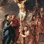 Rubens Christ on the Cross 1627, Peter Paul Rubens