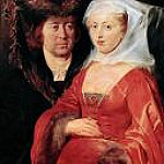 Saint Bega and Her Husband Ansegius, Peter Paul Rubens
