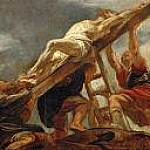 The Raising of the Cross, Peter Paul Rubens