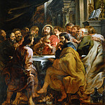 Paris Bordone - Last Supper