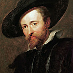 Self Portrait 1623, Peter Paul Rubens