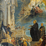 Miracle of St Francis – 1617 -1618, Peter Paul Rubens