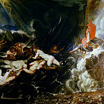 Hero and Leander - 1605, Peter Paul Rubens