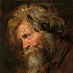 Old Man, Peter Paul Rubens