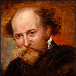 Self Portrait, Peter Paul Rubens