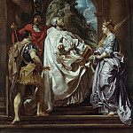 St Gregory the Great with Saints, Peter Paul Rubens