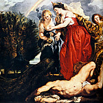 Peter Paul Rubens - Juno and Argus - Юнона и Аргус - 1611