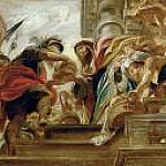 Abraham and Melchizedek, Peter Paul Rubens