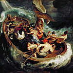 Rubens The Miracle Of St Walburga, Peter Paul Rubens
