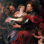 Венера и Марс, Peter Paul Rubens