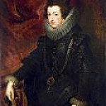 Portrait of Queen Elizabeth, Peter Paul Rubens