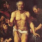 Rubens The Death of Seneca