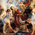 Peter Paul Rubens - The Martyrdom of St Stephen
