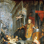 Miracle of St Ignatius of Loyola, Peter Paul Rubens