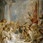 Martyrdom of Saint Hadrianus, Peter Paul Rubens