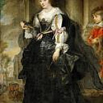 Peter Paul Rubens -- Hélène Fourment with Carriage, Peter Paul Rubens