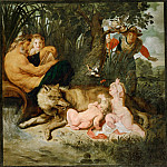 Peter Paul Rubens - Romulus and Remus - 1615 -1616