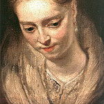 Portrait of a Woman, Peter Paul Rubens