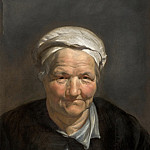 Head of an Old Woman, Peter Paul Rubens