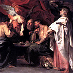 The Four Evangelists – ок 1614, Peter Paul Rubens