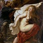 Susanna and the Elders, Peter Paul Rubens