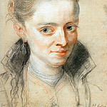 Susanna Fourment - 1620, Peter Paul Rubens