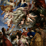 Peter Paul Rubens - Rubens Assumption of the Virgin 1626