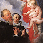 Peter Paul Rubens - Virgin and Child - 1604