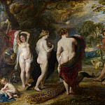 The Judgment of Paris , Peter Paul Rubens
