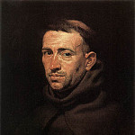 Rubens Head of a Franciscan Friar, Peter Paul Rubens