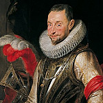Portrait of Ambrogio Spinola, Peter Paul Rubens