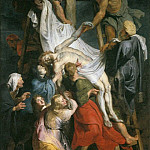 Descent from the Cross - 1616 - 1617, Peter Paul Rubens