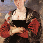 Peter Paul Rubens - The Straw Hat