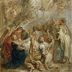 The Assumption of the Virgin, Peter Paul Rubens