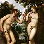 Adam and Eve - 1597, Peter Paul Rubens