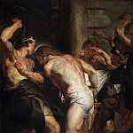 Flagellation of Christ 2, Peter Paul Rubens