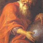 Peter Paul Rubens - Democritus. - 1603
