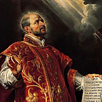 Peter Paul Rubens - Saint Ignatius of Loyola, c. 1620-22 --