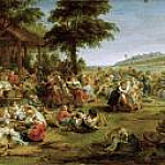 Peter Paul Rubens - The Village Fete