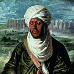 Peter Paul Rubens - Mulay Ahmad - ок 1609